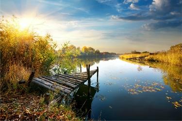 Fototapeta jezioro 4639