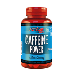 ACTIVLAB Caffeine Power - 60caps