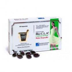 Bio-cla z zieloną herbatą 90 kaps.