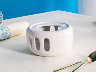 Podgrzewacz porcelanowy mariapaula biała