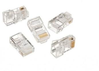 Gembird wtyk sieciowy kable typ drut 8p8c100sztuk