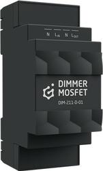 Grenton - dimmer mosfet, din, tf-bus 2.0 - szybka dostawa lub możliwość odbioru w 39 miastach