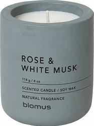 Świeca zapachowa Fraga 8 cm Rose  White Musk