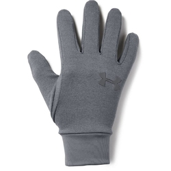 Rękawiczki męskie ua mens armour liner 2.0 - szary