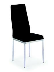 Krzesło kuchenne K70C czarne