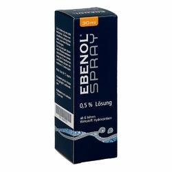 Ebenol Spray 0,5 Loesung