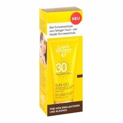 Widmer Sun Gel 30 leicht parfümiert