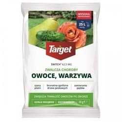 Switch 62,5 wg – zwalcza szarą pleśń i inne choroby roślin – 20 g target