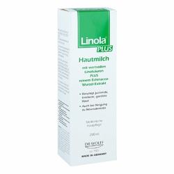 Linola Plus, mleczko do skóry