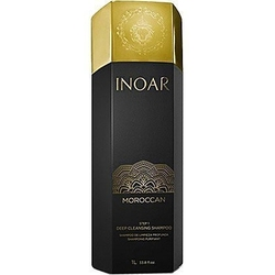 Inoar moroccan keratin szampon przygotowujący do zabiegów keratynowych 1000ml