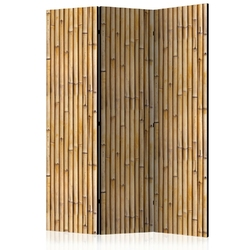 Parawan 3-częściowy - amazońska ściana room dividers
