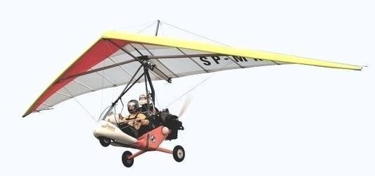 Lot motolotnią z wideofilmowaniem - pińczów - 15 minut
