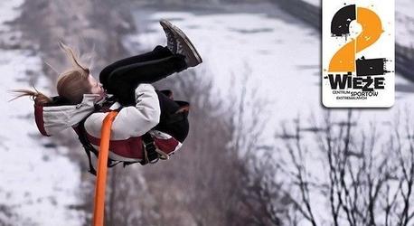 Pakiet skoków dream jump i wahadło - warszawa 2 skoki