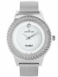 Damski zegarek bransoleta JORDAN KERR - 16718 zj839a - antyalergiczny