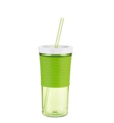 Shaker contigo shakego do mrożonej kawy, koktaili 540ml citron - powystawowy