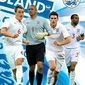 England F.A Side 22 - Terry, Green, Barry  Cole - plakat