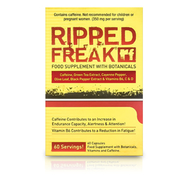 PHARMA FREAK Ripped Freak - 60caps