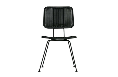 Woood :: Krzesło do jadalni Set of 2 Hilde czarne