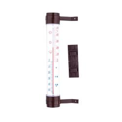 Termometr zewnętrzny  zaokienny  na okno przyklejany lub przykręcany biowin 23 cm
