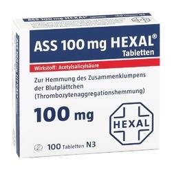 Ass 100 hexal tabletki