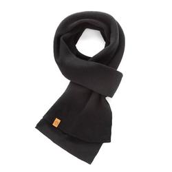 Elegancki męski szalik zimowy brodrene s1 czarny