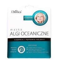 Lbiotica maska algi oceaniczne w postaci nasączonej tkaniny 23ml