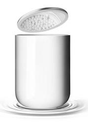 Pojemnik kosmetyczny Menu biały