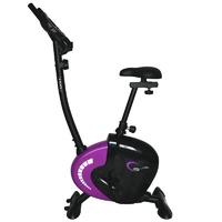 Rower magnetyczny m9239 czarno-fioletowy - hms - czarno-fioletowy