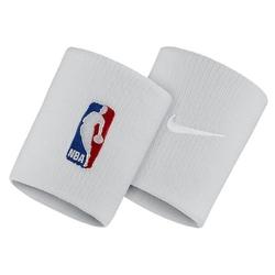 Opaski frotka na rękę Nike NBA Elite - NKN03-100 - Biały