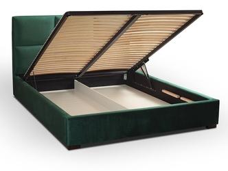 Tapicerowane łóżko do sypialni gustavo 180x200 cm