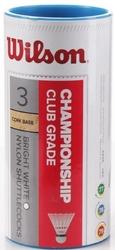 Lotki badminton wilson championship białe 78