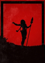 For honor - valkyrie - plakat wymiar do wyboru: 40x50 cm
