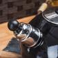 Prymus czajnik emaliowany z gwizdkiem rodos czarny 2,5 l