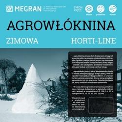 Agrowłóknina zimowa horti-line megran - 3,2 x 10 m