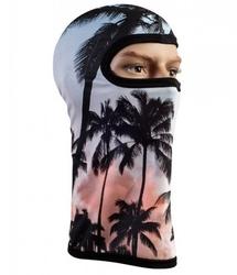 Kominiarka termoaktywna 3d - palmy