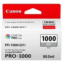 Tusz Oryginalny Canon PFI-1000GY 0552C001 Szary - DARMOWA DOSTAWA w 24h