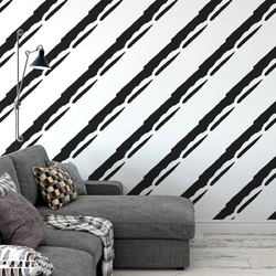 Tapeta na ścianę - art wave , rodzaj - próbka tapety 50x50cm