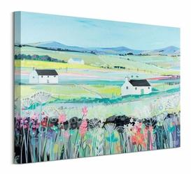 Across The Fields - Obraz na płótnie