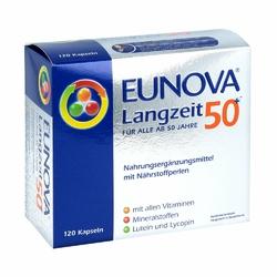 Eunova Langzeit 50+ kapsułki
