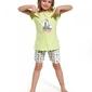 Piżama dziewczęca cornette kids girl 78757 i see you krr