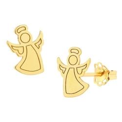Kolczyki z aniołkiem 900