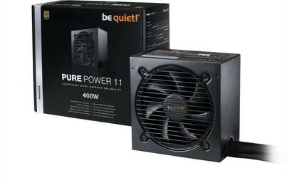 Be quiet Zasilacz Pure Power 11 400W 80+ Gold BN292