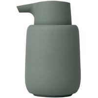 Dozownik do mydła ceramiczny blomus sono agave green b69071