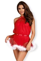 Obsessive Santastic dress
