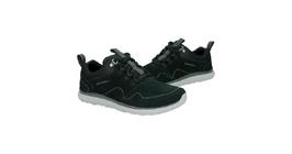 Buty merrell getaway locksle lace leather black 42 czarny