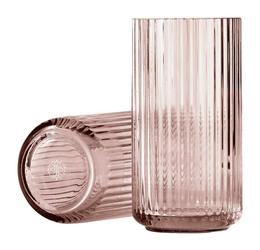 Wazon Lyngby szklany Burgundy 20 cm