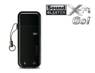 Creative Labs SB X-FI Go Pro karta muzyczna zewnętrzna
