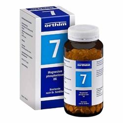 Biochemie 7 magnesium phosphoricum d6 tabletki