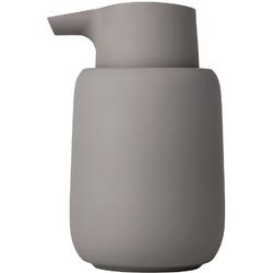 Dozownik do mydła ceramiczny blomus sono taupe b69046
