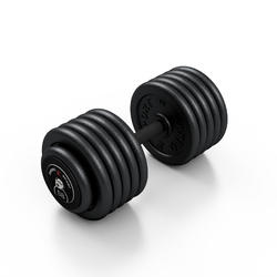 Hantla skr�cana na sta�e 58 kg - Marbo Sport - 58 kg